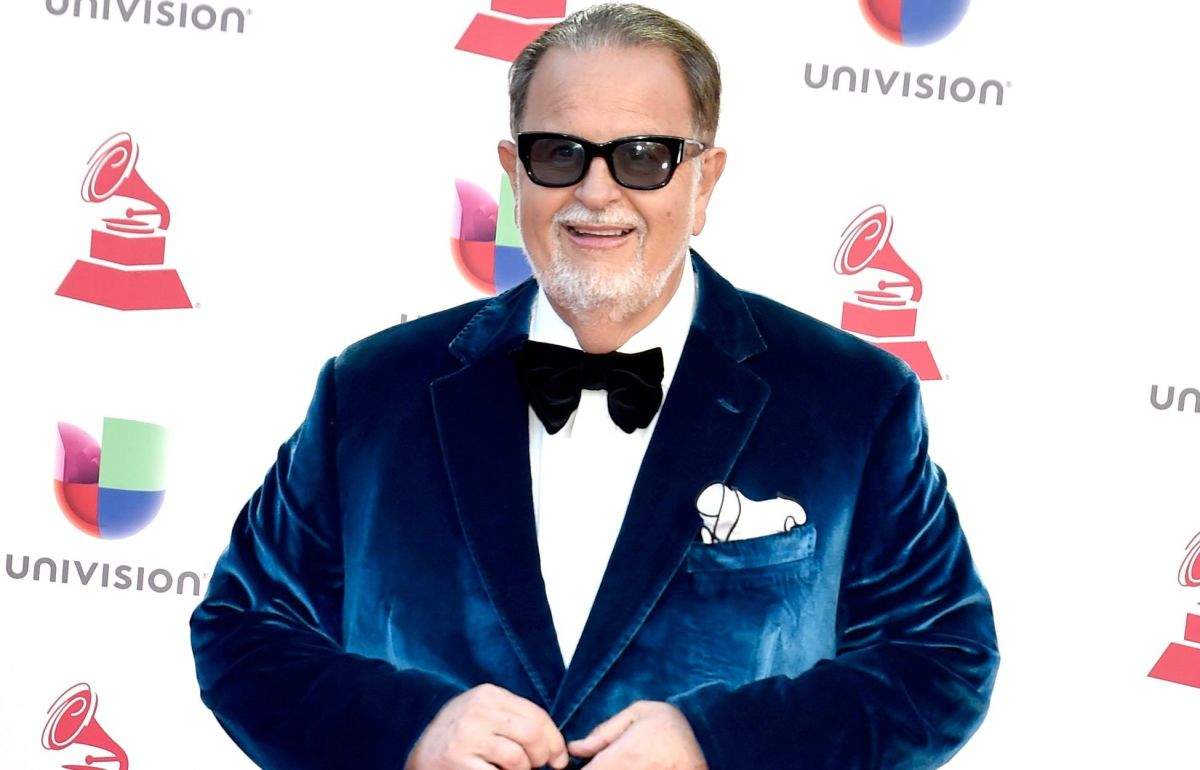 Raúl de Molina, estrella de Univision, tiene tremendo problema a la hora de dormir