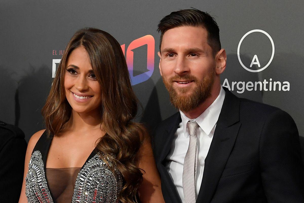 Leo Messi y Antonela Roccuzzo unen fuerzas con Alejandro Sanz a favor de los inmigrantes en Estados Unidos