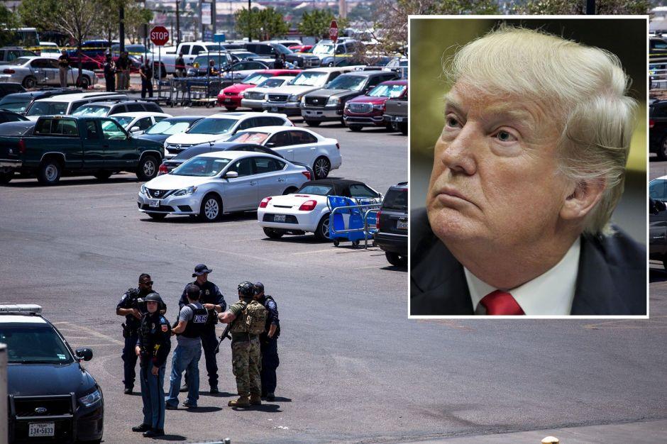 Trump quiere endurecer requisitos de armas, pero junto a reforma migratoria