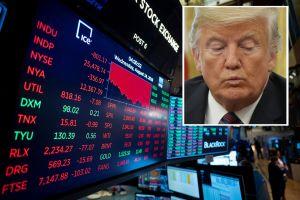 Wall Street cierra con fuertes pérdidas; se intensifica temor de crisis en Estados Unidos