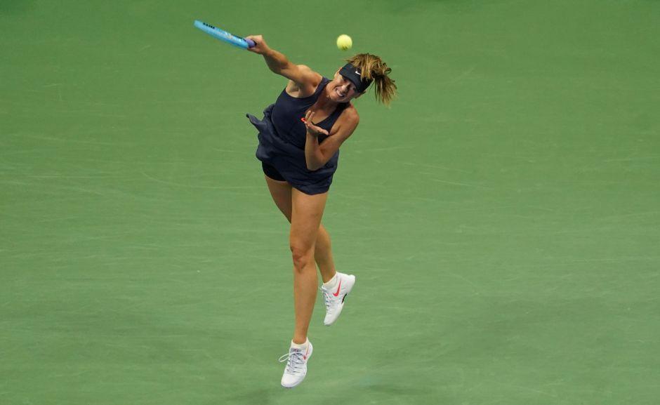 Maria Sharapova una ganadora en nuestros corazones