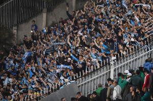 Gremio es el primer semifinalista de la Libertadores