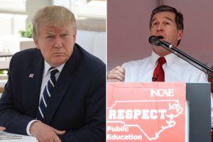 Trump arremete contra gobernador que no permite que sus sheriffs colaboren con 'La Migra'