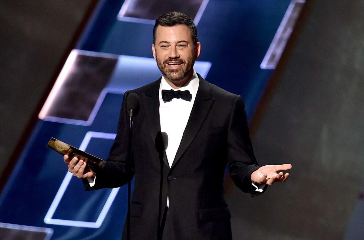 Kimmel se ha convertido en un vocero en el tema de salud.