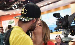 Adamari López y Toni Costa se pusieron candentes en Instagram