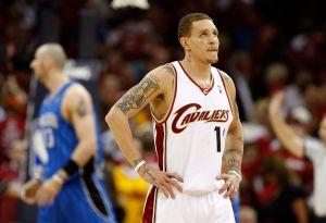 De estrella de la NBA a indigente: la imagen de Delonte West que le está dando la vuelta al mundo