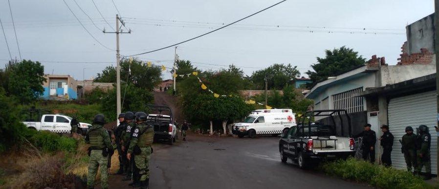 Matan a integrante de Guardia Nacional de AMLO tras enfrentamiento en zona de huachicoleros