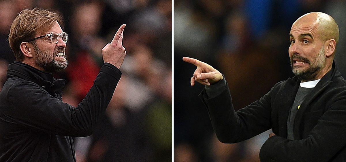 Guardiola 1, Klopp 0: Manchester City le gana el primer título al Liverpool