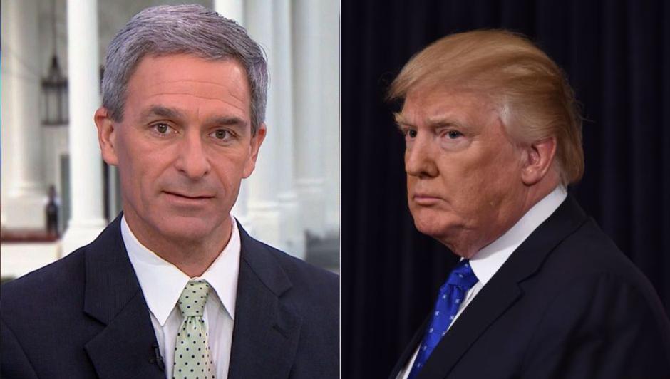 El abuelo de Trump y el bisabuelo de Cuccinelli no hubieron conseguido su estatus migratorio.