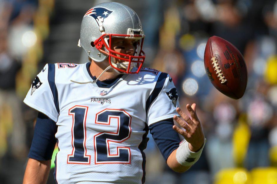 ¡Se suma al club! A Tom Brady tampoco le gusta el nuevo casco de la NFL