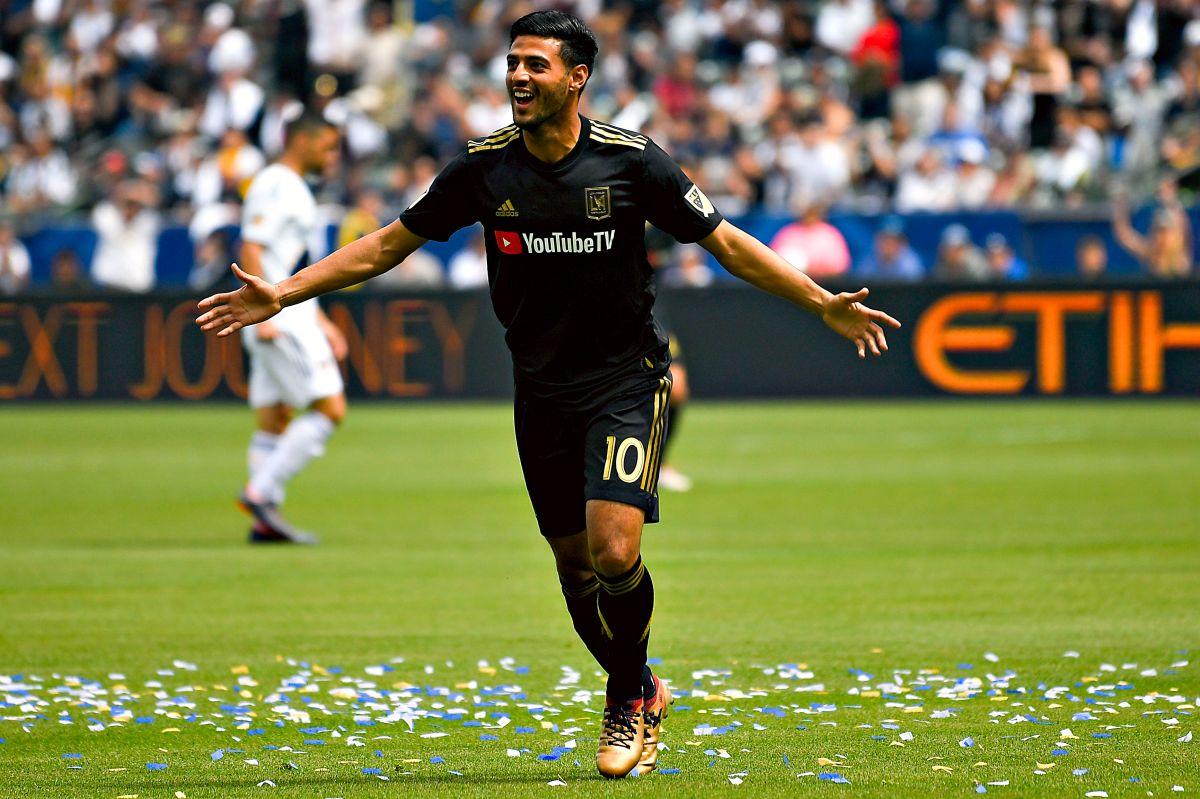 ¡Histórico! Carlos Vela es el primer MVP mexicano en la MLS