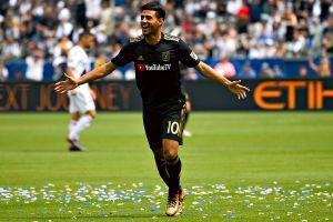 A Carlos Vela ya le pueden entregar el 'MVP' de la MLS cuando restan ocho partidos