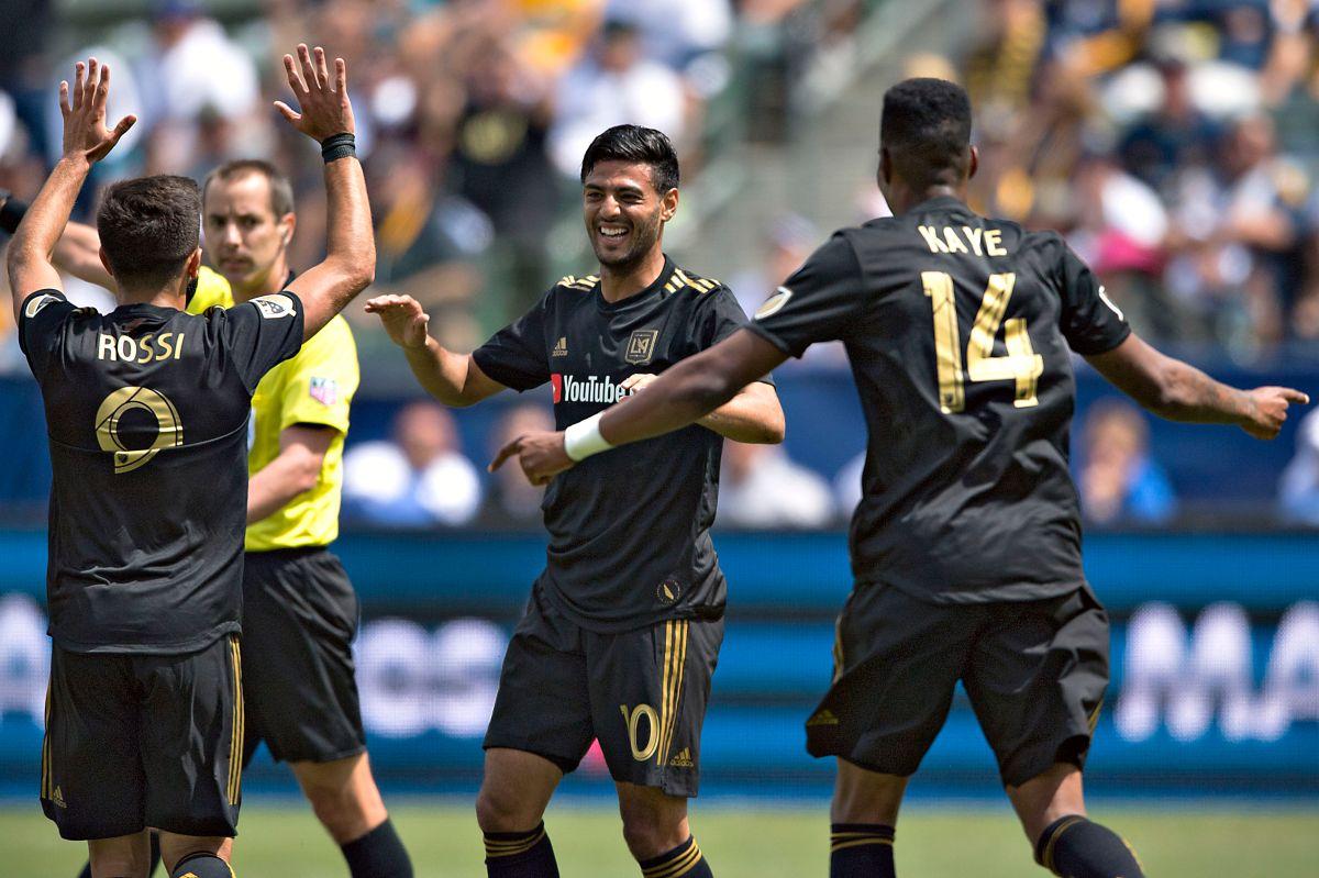 Más claro ni el agua: Carlos Vela quiere retirarse en la MLS y no en la Liga MX