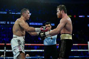 Canelo-Golovkin III no llegaría en septiembre, según Johnathon Banks, entrenador del boxeador kazajo