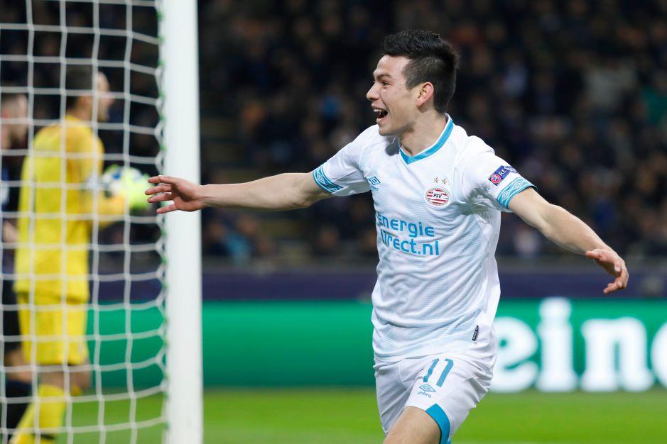 PSV sin Champions, acerca más a 'Chucky' al Nápoles