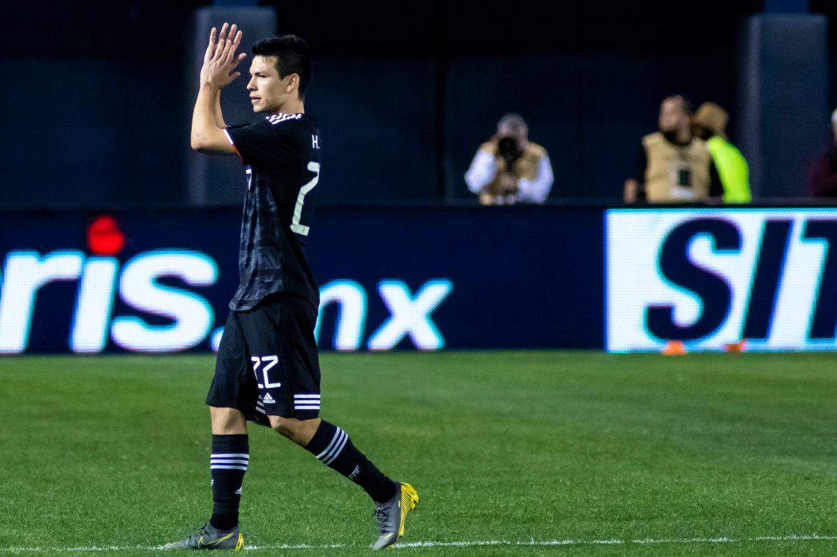 """Hirving """"Chucky"""" Lozano ya es, oficialmente, jugador del Napoli."""