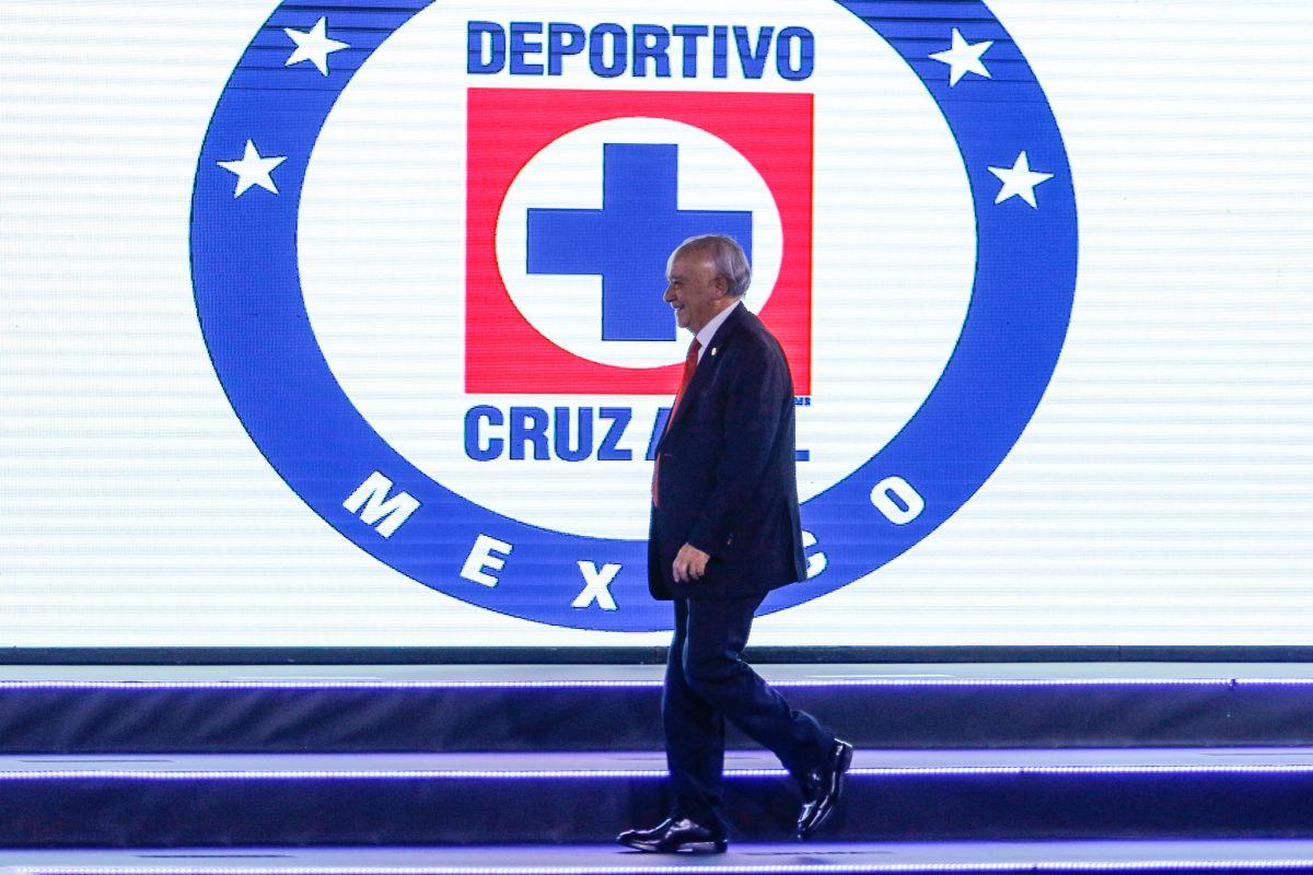 A un paso de la cárcel: ¿De qué se acusa a Billy Álvarez, presidente del Cruz Azul?