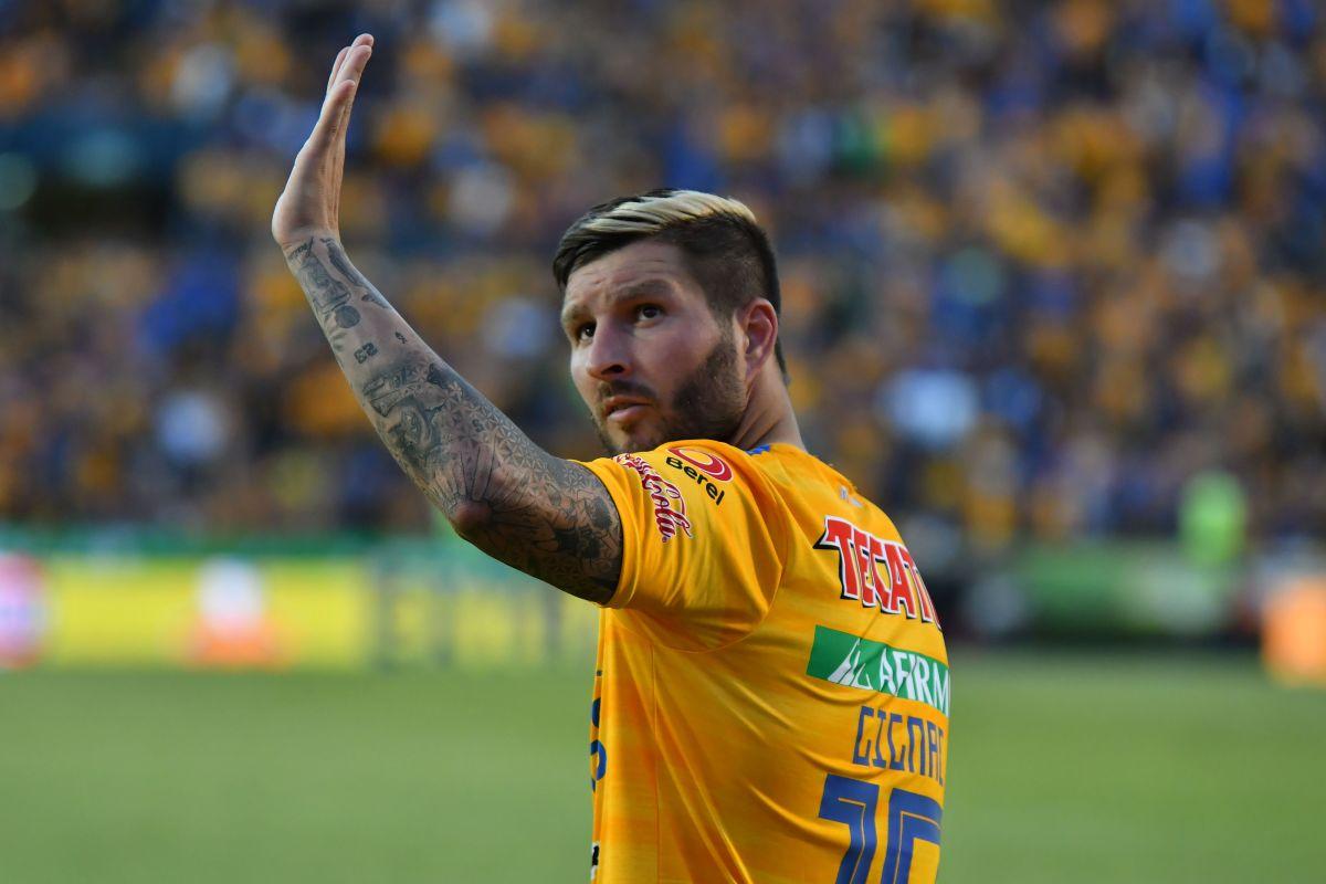 Gignac destacó en el 11 ideal de la jornada 4 de la Liga MX.