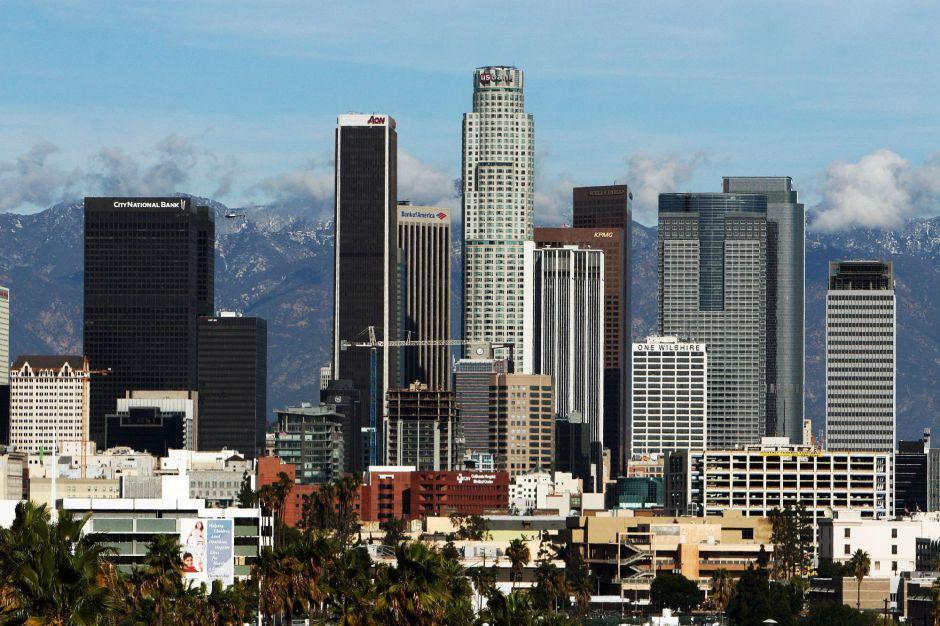 El terremoto de Ridgecrest sacudió los rascacielos de Los Ángeles más de 1 pie en cada dirección