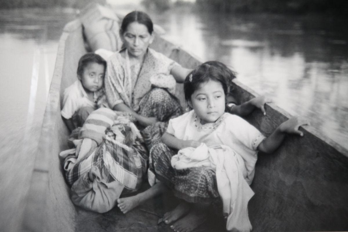 Muestra fotográfica ilustra el Sufrimiento, dolor y muerte en América Central