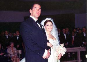 Itatí Cantoral y Eduardo Santamarina, juntos a 15 años de su divorcio