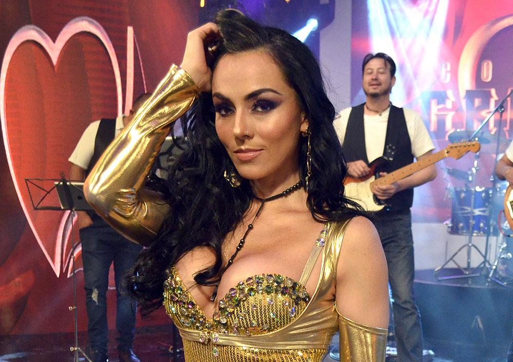 Ivonne Montero se presume sin maquillaje y las críticas no tardaron