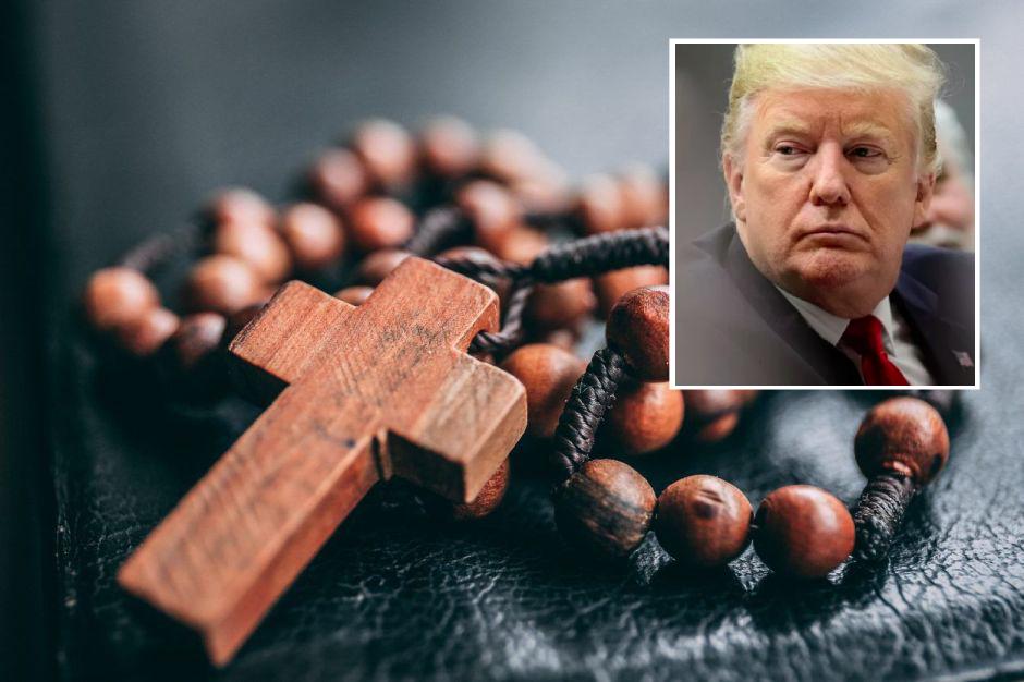Trump planea permitir a empresas contratar y despedir en función de creencias religiosas
