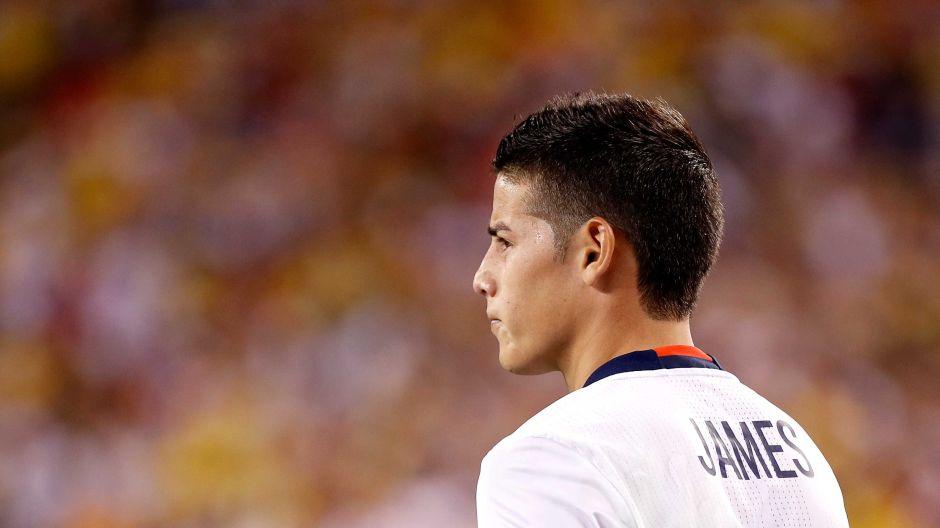 Incertidumbre: ¿Cual será el futuro de James Rodríguez?