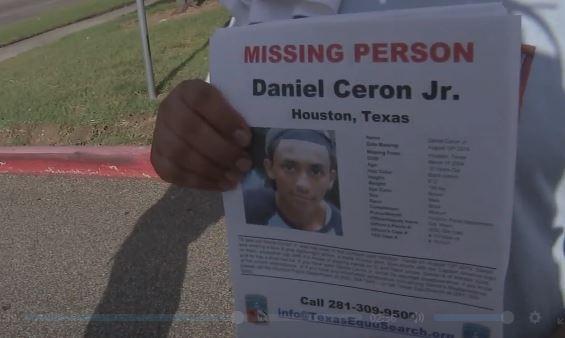 Voluntarios intensifican búsqueda por joven hispano desaparecido
