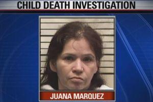Madrastra latina acusada por niña que murió quemada en su hogar