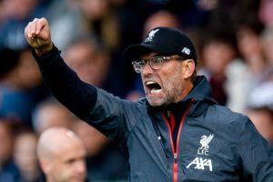 La cima es roja: El Liverpool de Klopp sigue inspirado, líder e invicto en la Premier League