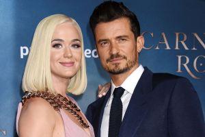 Katy Perry podría estar embarazada de Orlando Bloom