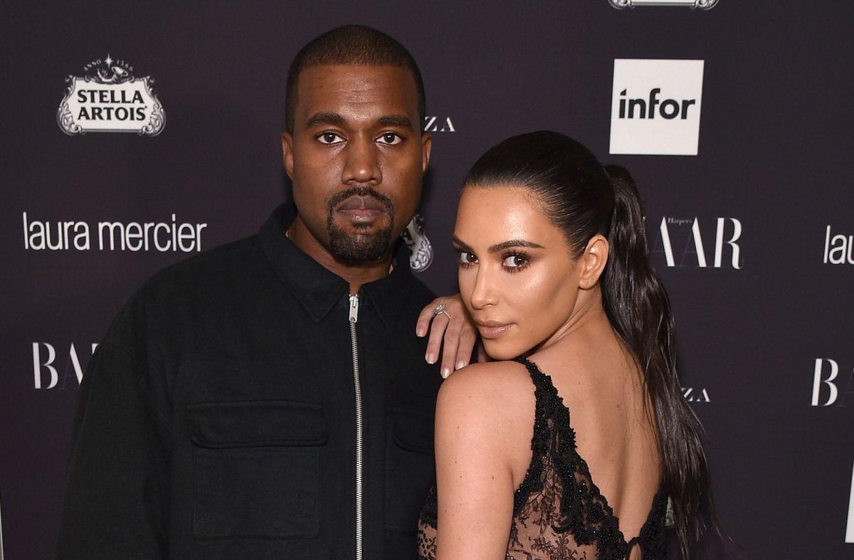 La tierna foto que publicó Kim Kardashian con sus hijos después del lanzamiento de 'Jesus is King'