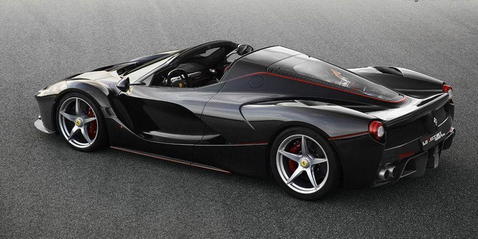 Ferrari patenta su motor V12 más eficiente