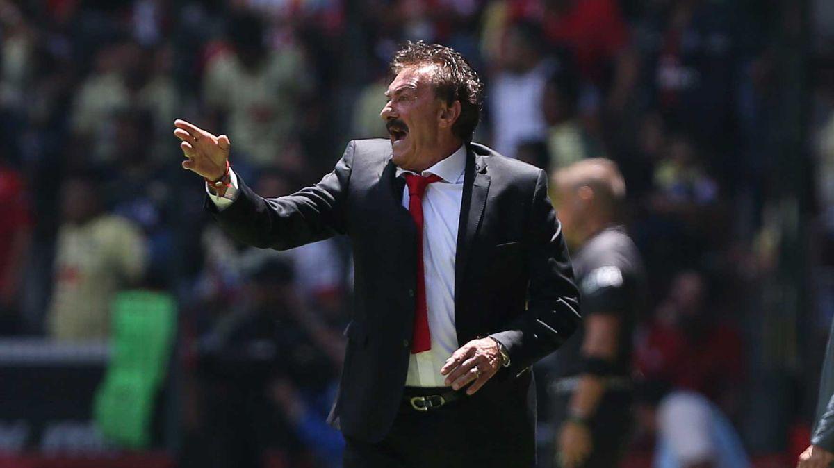 Ricardo Lavolpe no ha podido hacer funcionar a un talentoso equipo de Toluca.