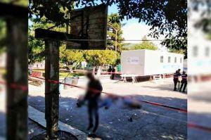 FOTOS: Linchan a siete hombres en Puebla, a cinco los colgaron y los incineraron