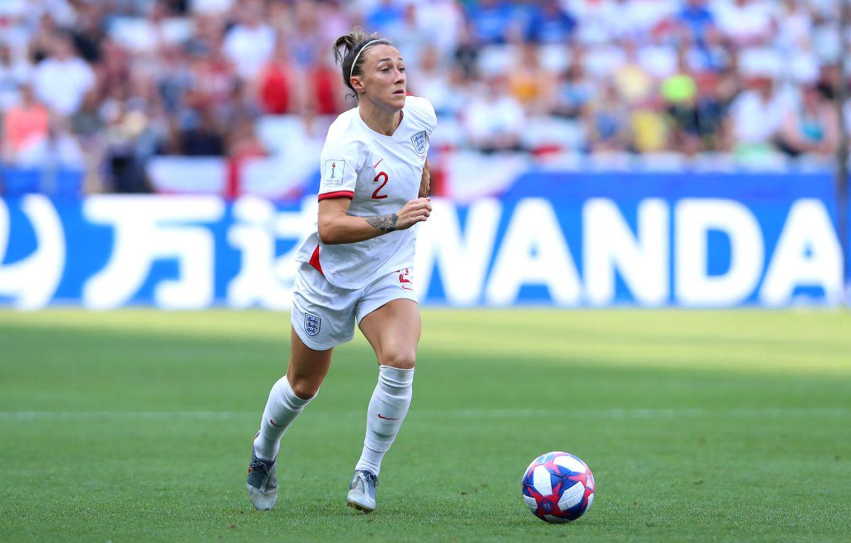 También es defensa: Lucy Bronze, la mejor mejor jugadora del año para la UEFA