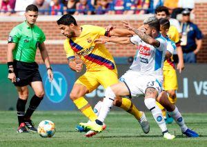 Cómo ha cambiado todo: casi medio año después, el Barça vuelve a Europa para enfrentar al Napoli
