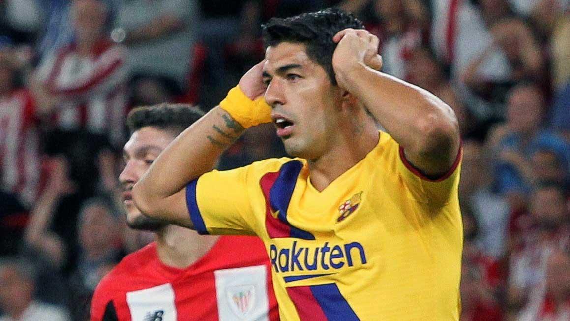 Luis Suárez le interesa seriamente a la Juventus para jugar al lado de Cristiano Ronaldo.