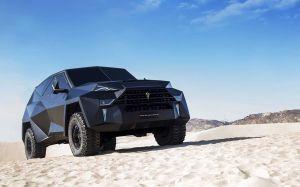 Esta es la SUV más cara del mundo