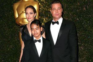 "El nuevo ""drama"" familiar que vive Brad Pitt"