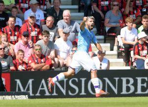 Big Six: El 'Kun' Agüero aniquiló al Bournemouth y el Manchester City sigue cerca de la cima