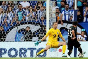 Se acabó el sueño de Champions League para Marchesín y el Porto
