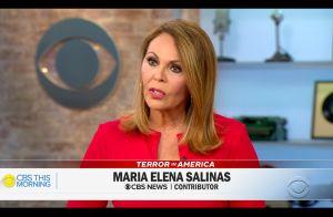 Video: Así fue el debut de María Elena Salinas en CBS tras dejar Univision