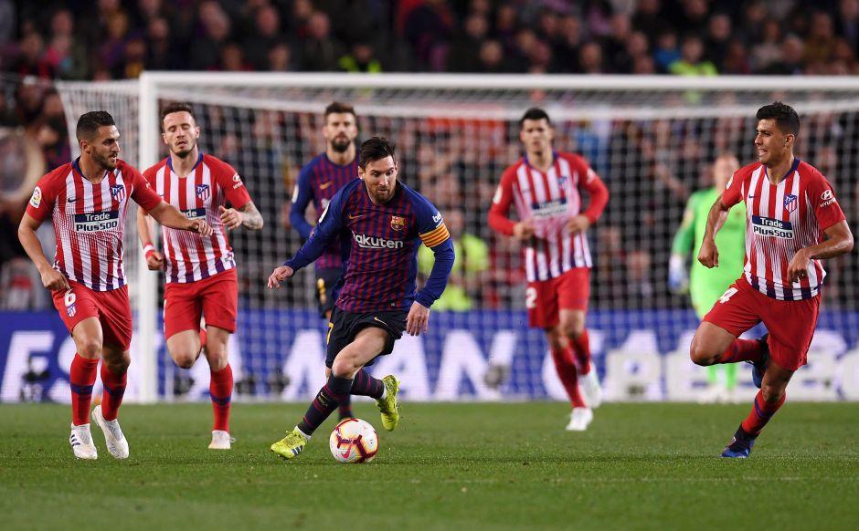 Todos contra Messi: Inicia La Liga en España con el Barça y el Atlético como favoritos