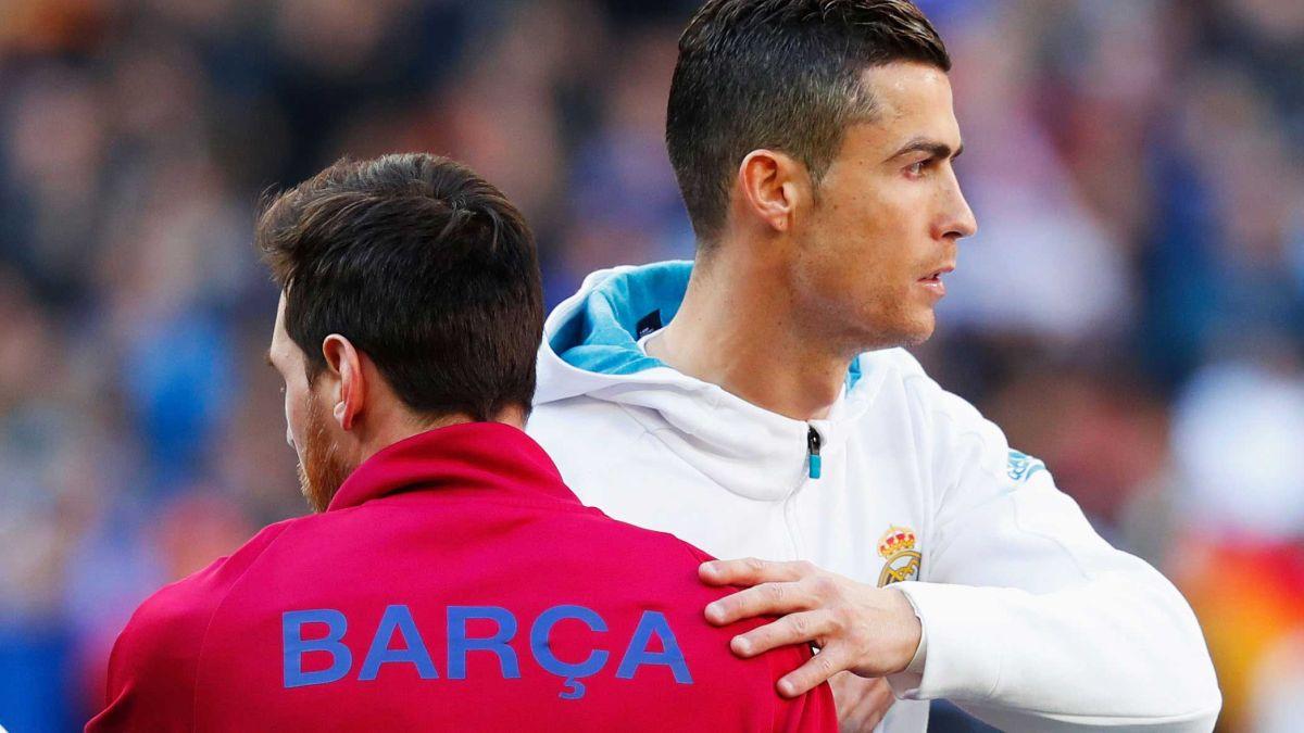 La rivalidad más grande en la historia del fútbol la han protagonizado Lionel Messi y Cristiano Ronaldo.