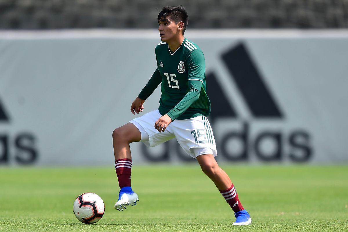 La Selección Mexicana Sub 17 paarticipará en el Mundial de la especialidad en Brasil en Octubre de este año.