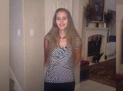 Brittany Burfield, una mujer que desapareció en junio del 2018.