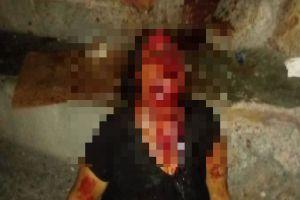 Narco sicarios matan a pedradas a mujer en México