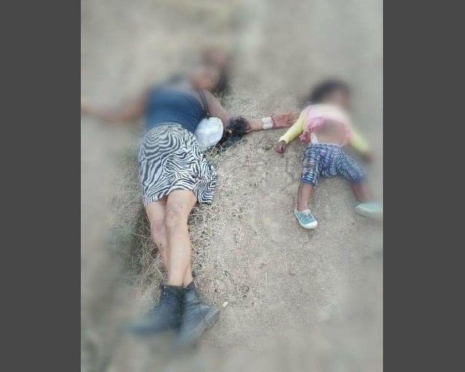 'No le disparé a ninguna niña', responde asesino de mamá y su hija de 2 años